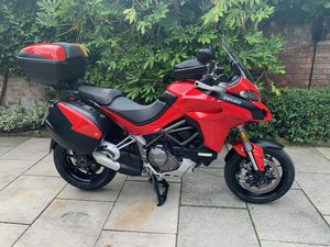 Picture of 2018 Ducati Multistrada 1260S Touring Pack, FSH, Immaculate For Sale