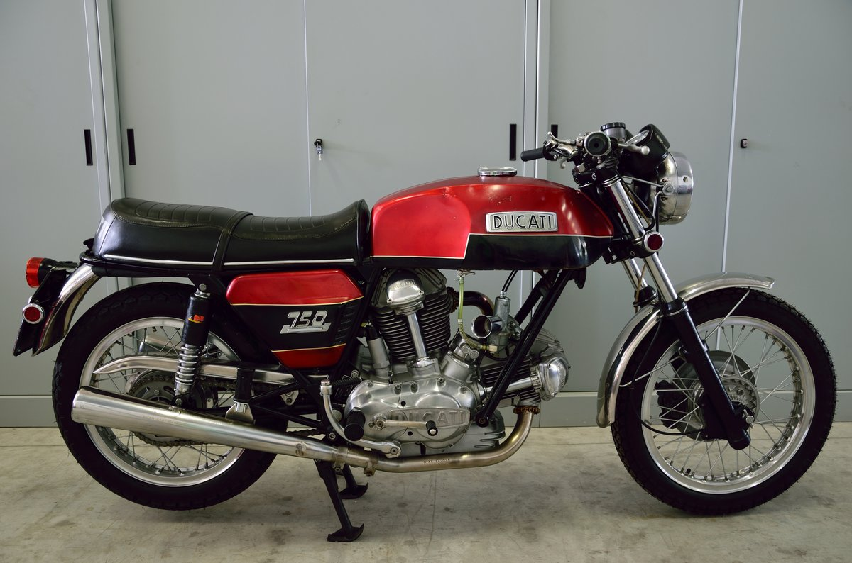 1973 Ducati 750 GT For Sale (picture 1 of 6)