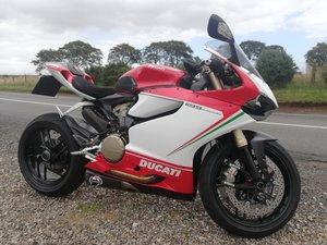 Ducati Panigale 1199 ABS Tricolore Replica