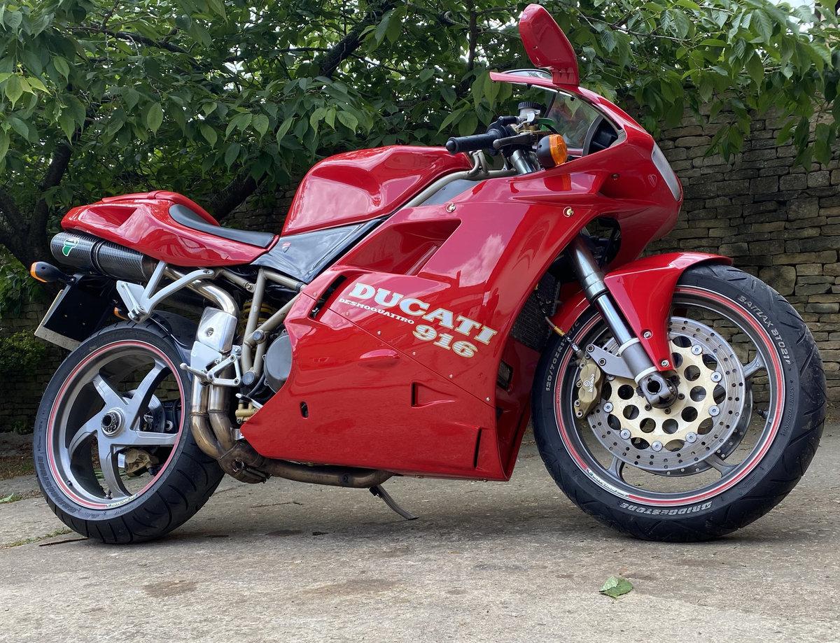 1997 Ducati 916 BiPosto For Sale (picture 1 of 6)