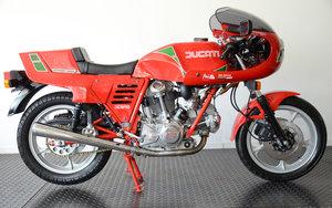 1989 DUCATI 1000 ccm GV Classic Vogel Mike Hailwood Replica MHR