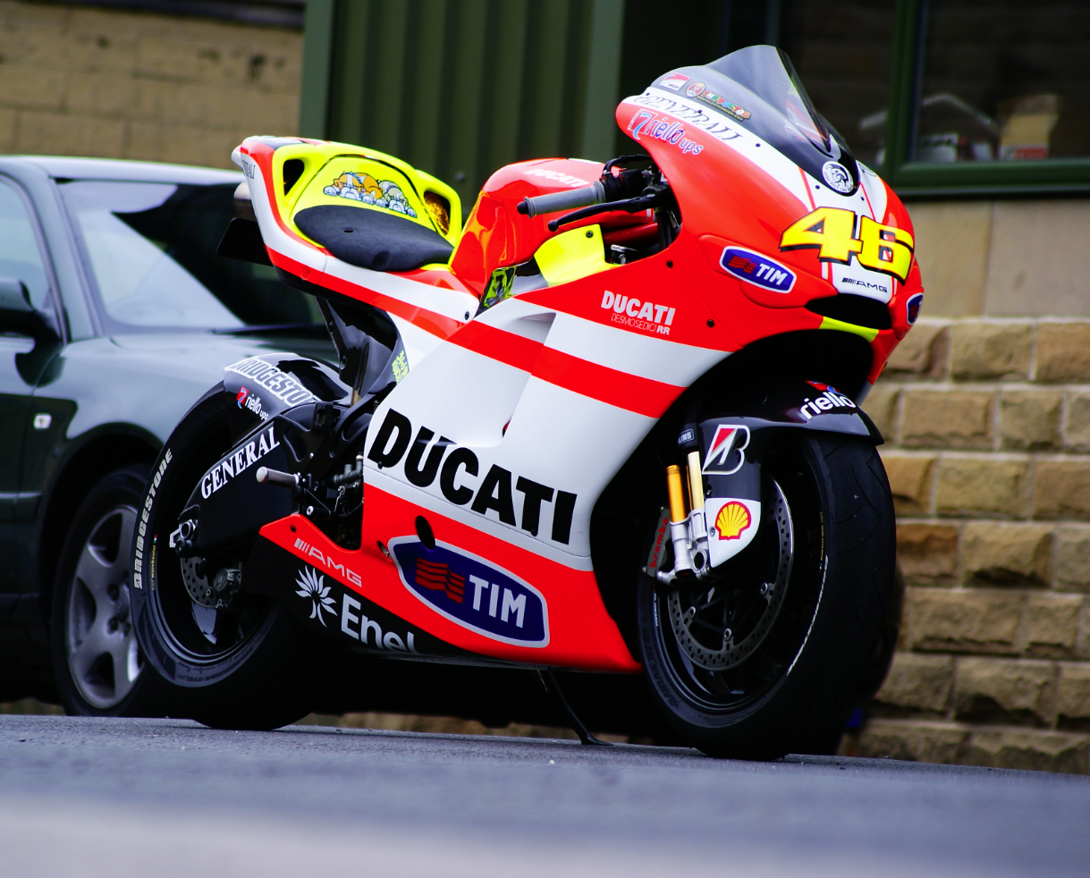 2009 D16RR TEAM- One Off Rossi Replica & original parts For Sale (picture 4 of 6)