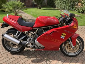 1997 Ducati 750SS Supersport