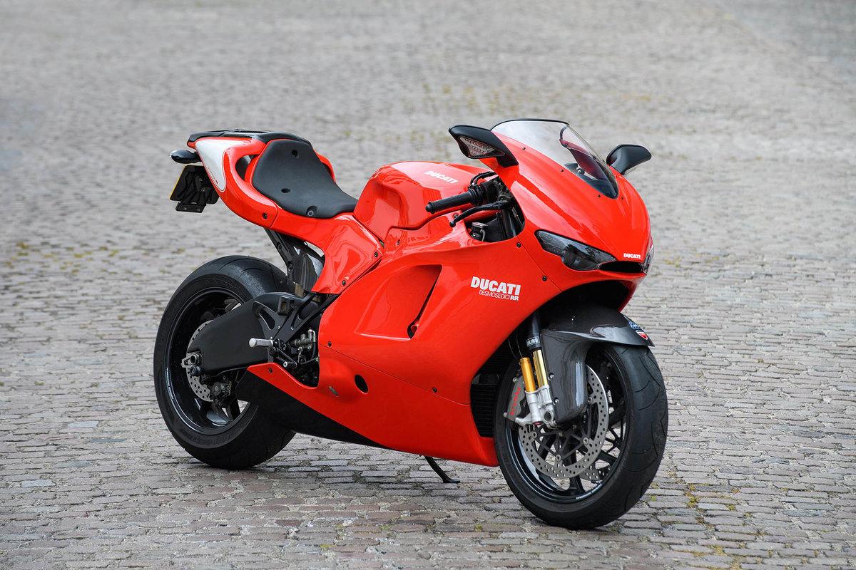 2006 Ducati Desmosedici For Sale (picture 1 of 6)