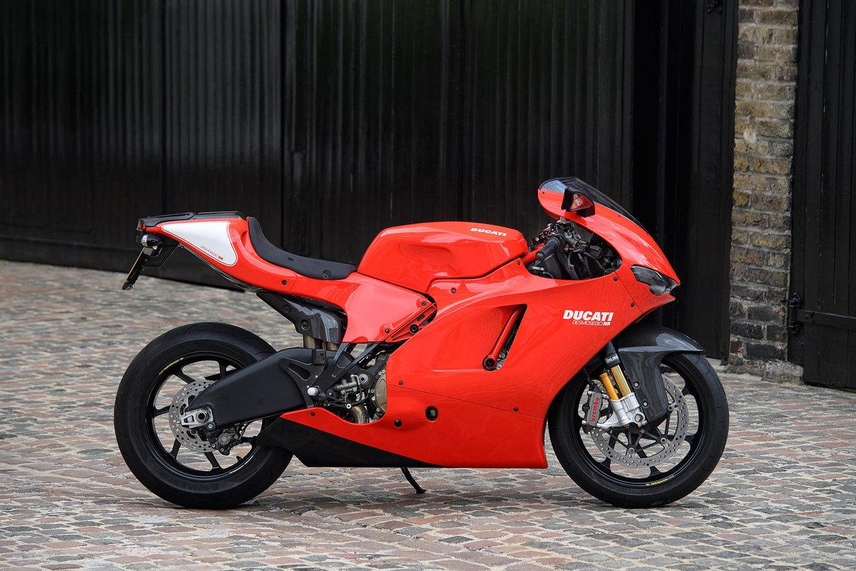 2006 Ducati Desmosedici For Sale (picture 5 of 6)
