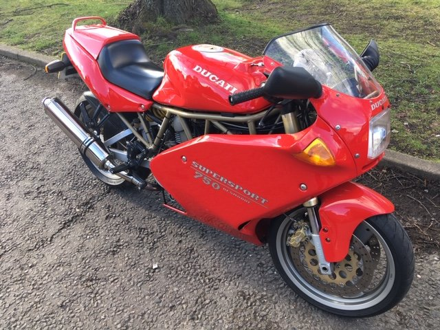 1995 Ducati 750SS For Sale (picture 2 of 6)