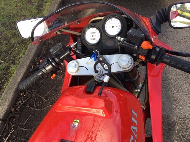 1995 Ducati 750SS For Sale (picture 3 of 6)