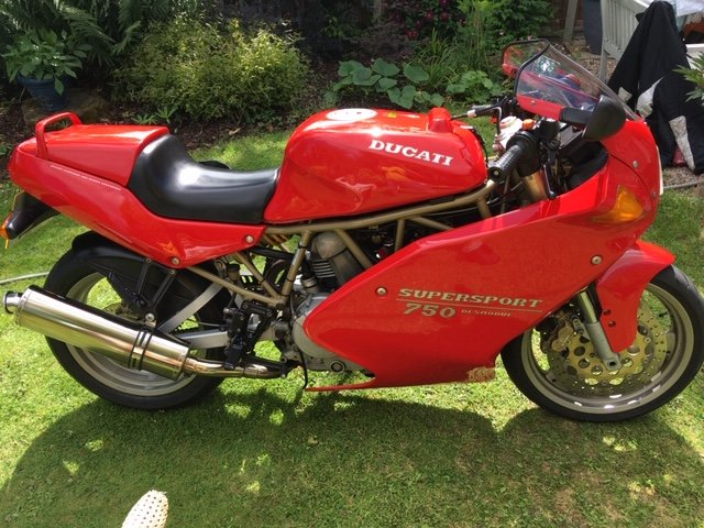 1995 Ducati 750SS For Sale (picture 6 of 6)