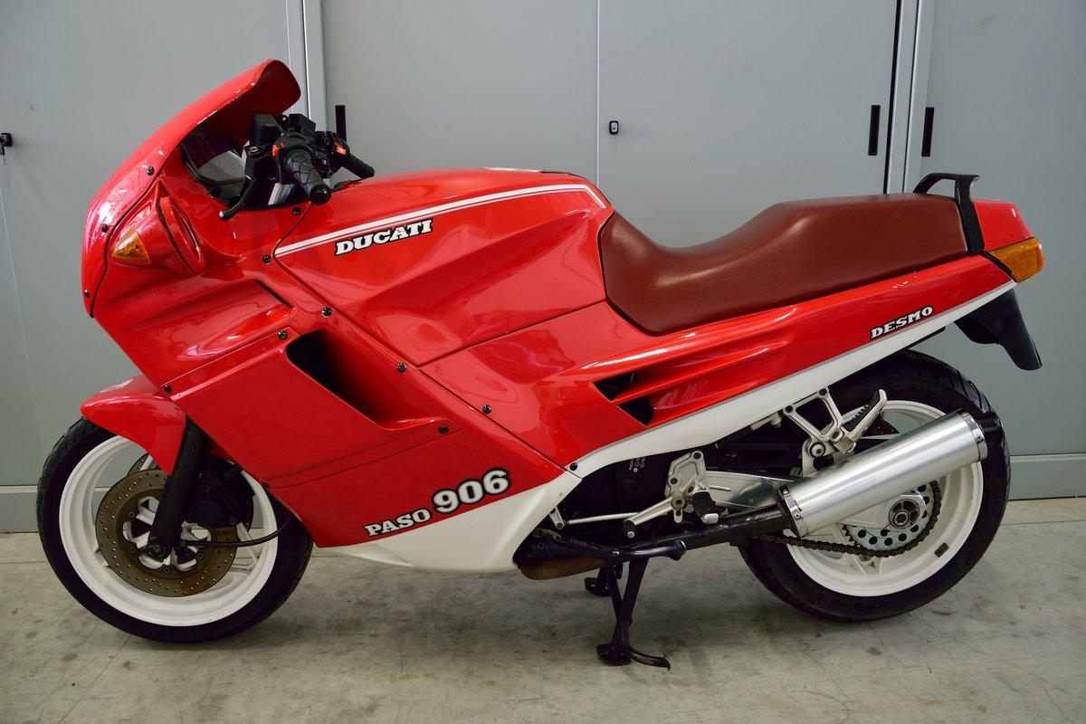 1990 Ducati Paso 906 For Sale (picture 1 of 6)