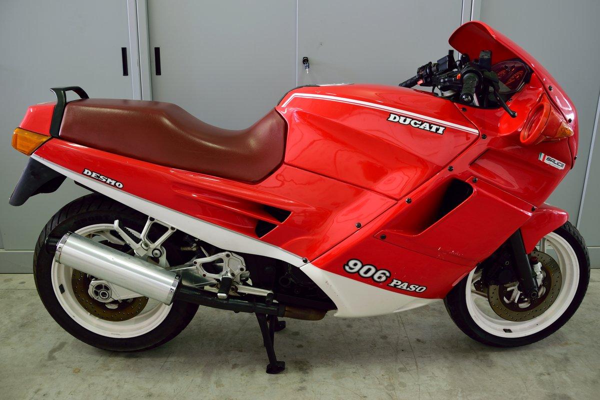 1990 Ducati Paso 906 For Sale (picture 2 of 6)