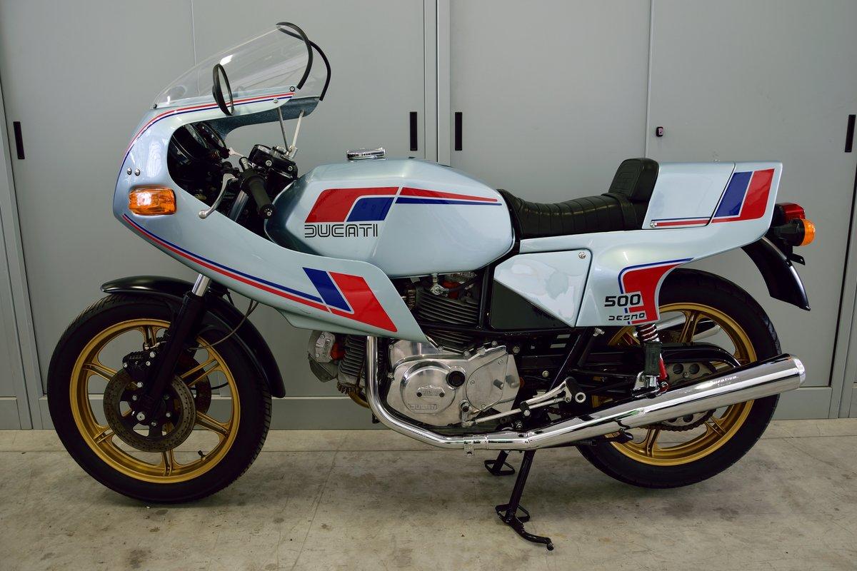 1981 Ducati Pantah 500 For Sale (picture 1 of 6)
