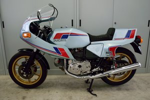 Picture of 1981 Ducati Pantah 500