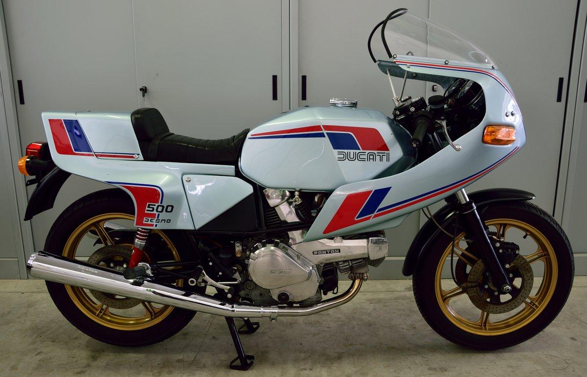 1981 Ducati Pantah 500 For Sale (picture 2 of 6)