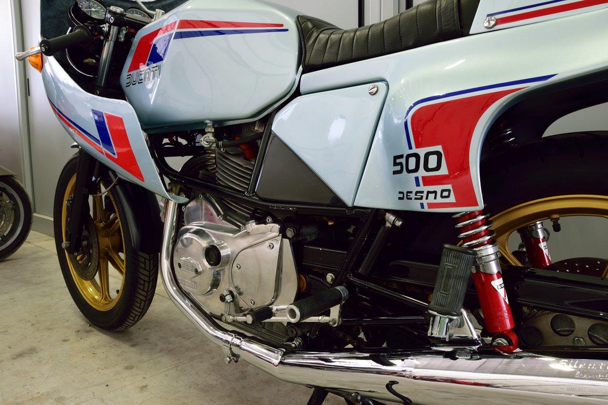 1981 Ducati Pantah 500 For Sale (picture 3 of 6)