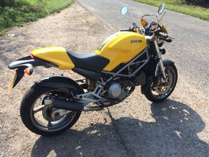 Picture of 2001 Ducati Monster S4