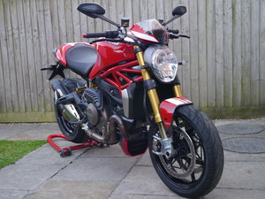 Ducati Monster 1200 S Stripe - Excellent Condition