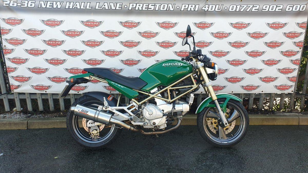 1999 Ducati M750 Monsater Roadster Retro For Sale (picture 1 of 6)