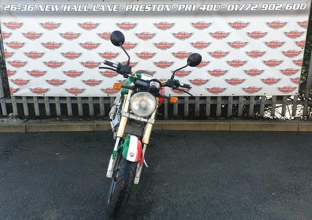 1999 Ducati M750 Monsater Roadster Retro For Sale (picture 2 of 6)