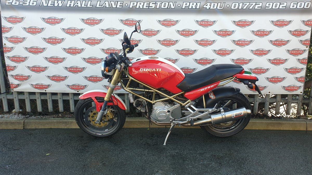 1999 Ducati M750 Monsater Roadster Retro For Sale (picture 3 of 6)