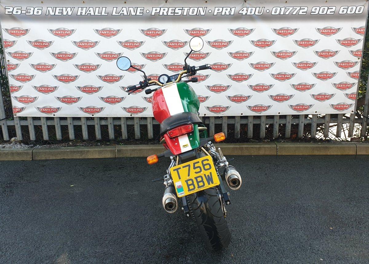 1999 Ducati M750 Monsater Roadster Retro For Sale (picture 4 of 6)