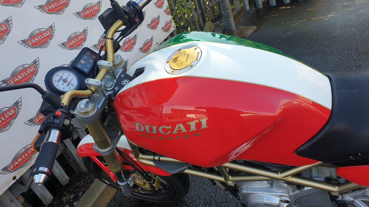 1999 Ducati M750 Monsater Roadster Retro For Sale (picture 6 of 6)