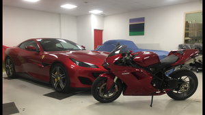 Ducati 1198, 9k miles ,  showroom condition