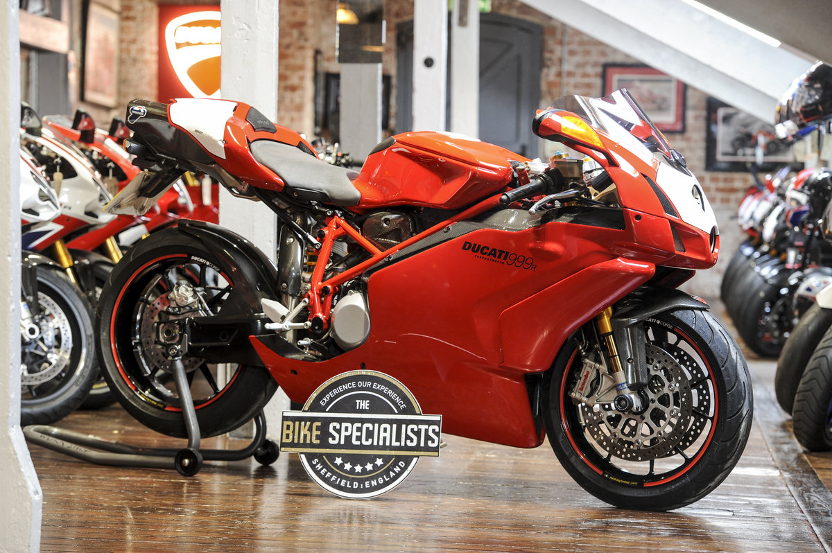 2005 Ducati 999R Excellent Example For Sale (picture 1 of 6)