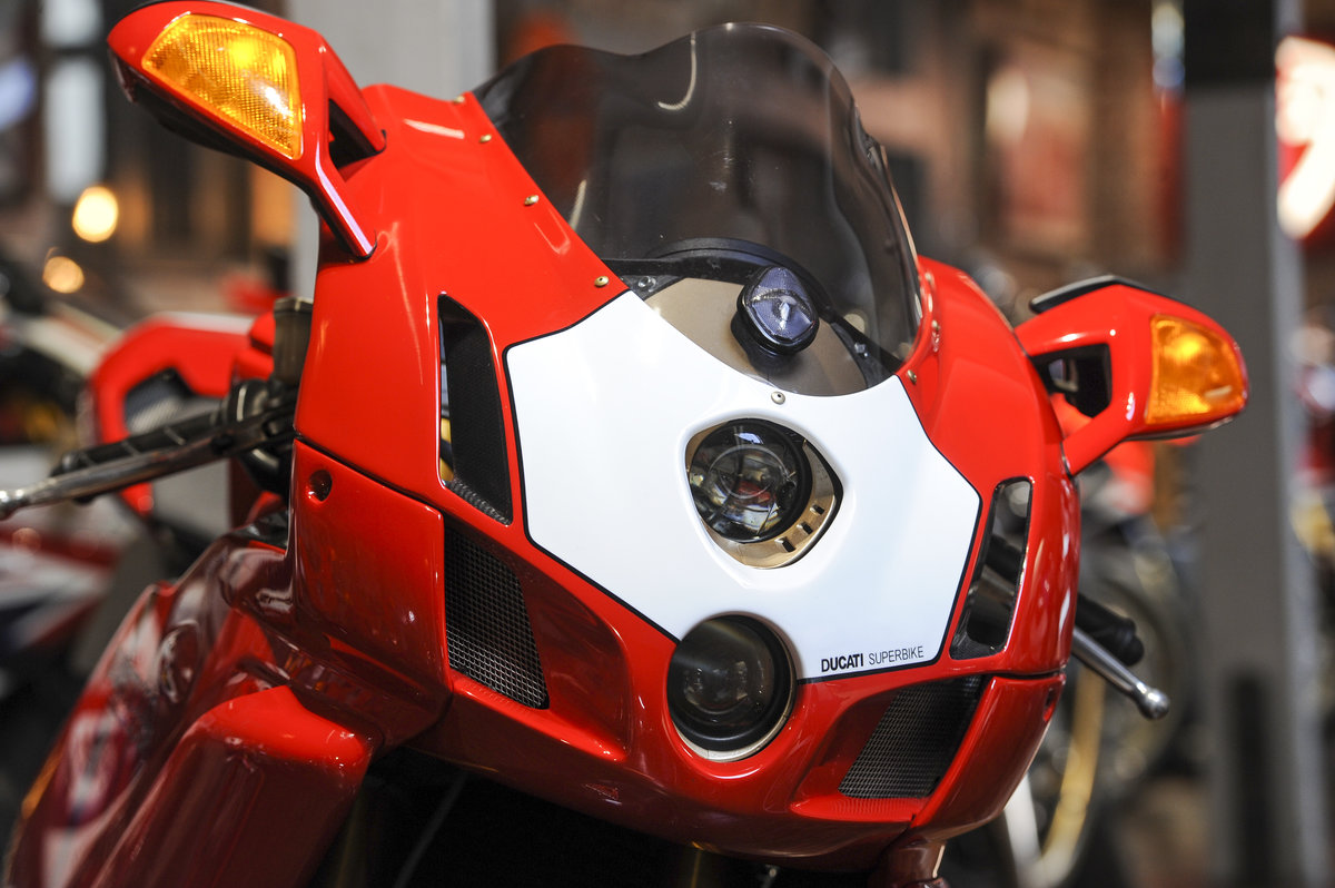 2005 Ducati 999R Excellent Example For Sale (picture 6 of 6)