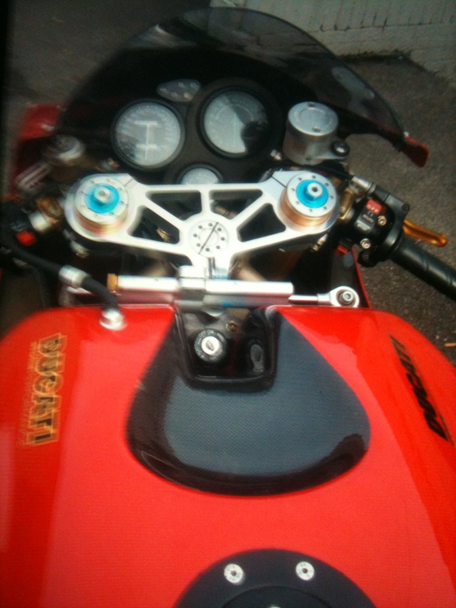 1997 Ducati 916 For Sale (picture 4 of 5)