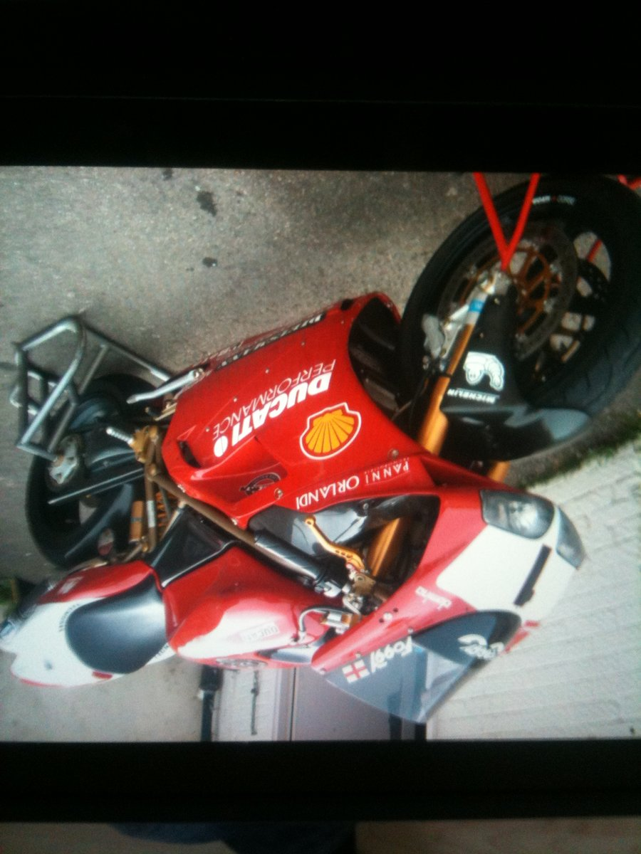 1997 Ducati 916 For Sale (picture 5 of 5)