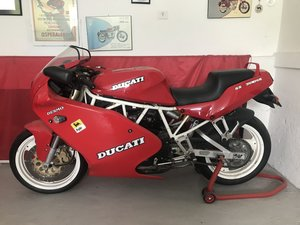 Picture of 1992 Ducati 350 SS Junior