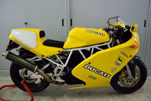 1991 Ducati 750 Superligth For Sale