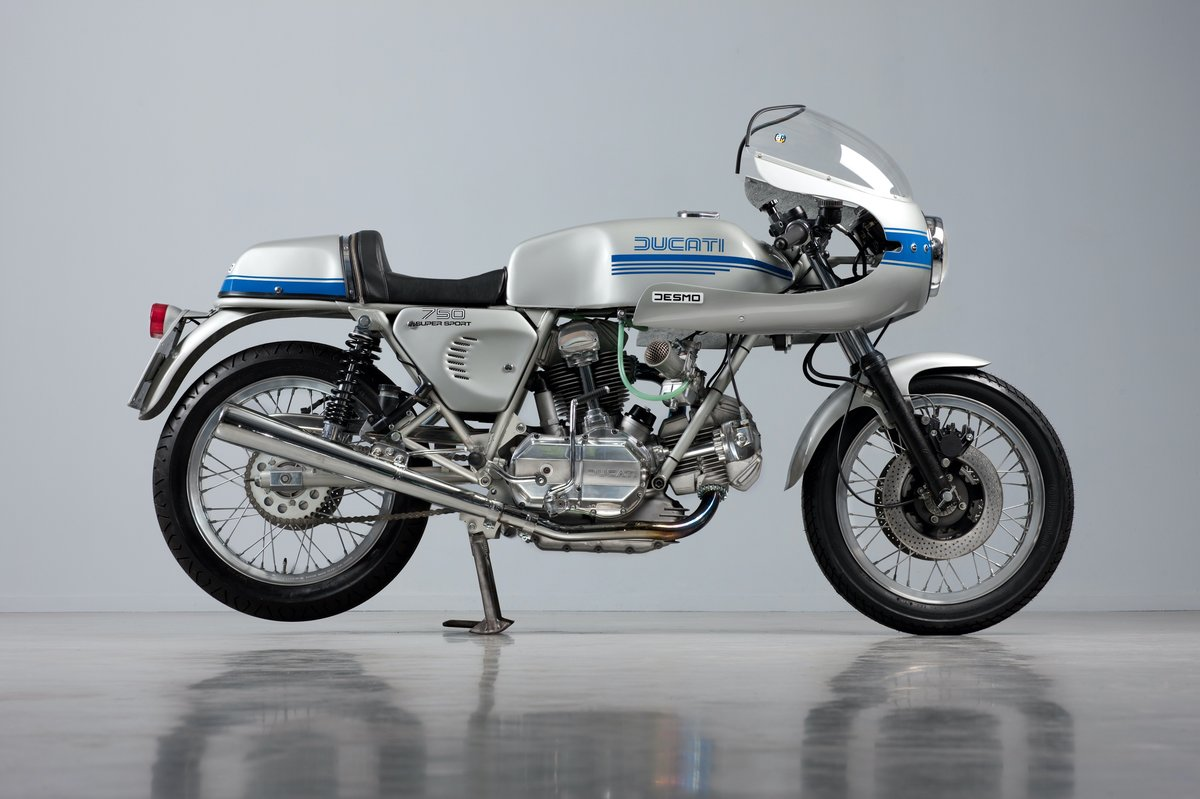 1976 Ducati 750 Super Sport For Sale (picture 1 of 6)