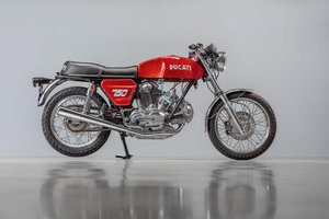 Picture of 1972 Ducati 750 GT