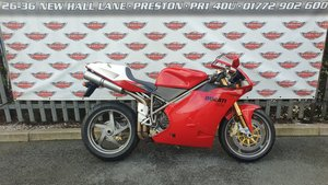 2002 Ducati 748R Super Sports