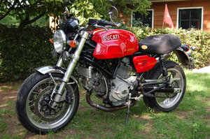 Picture of 2006 very exceptional Ducati SportClassic 1000 Biposto