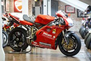 Ducati 916 SPS Foggy Rep. No: 83 of 202, only 2,998 miles