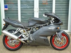 2003 Ducati 750 SS Senna, Only 5200 Miles, Service History
