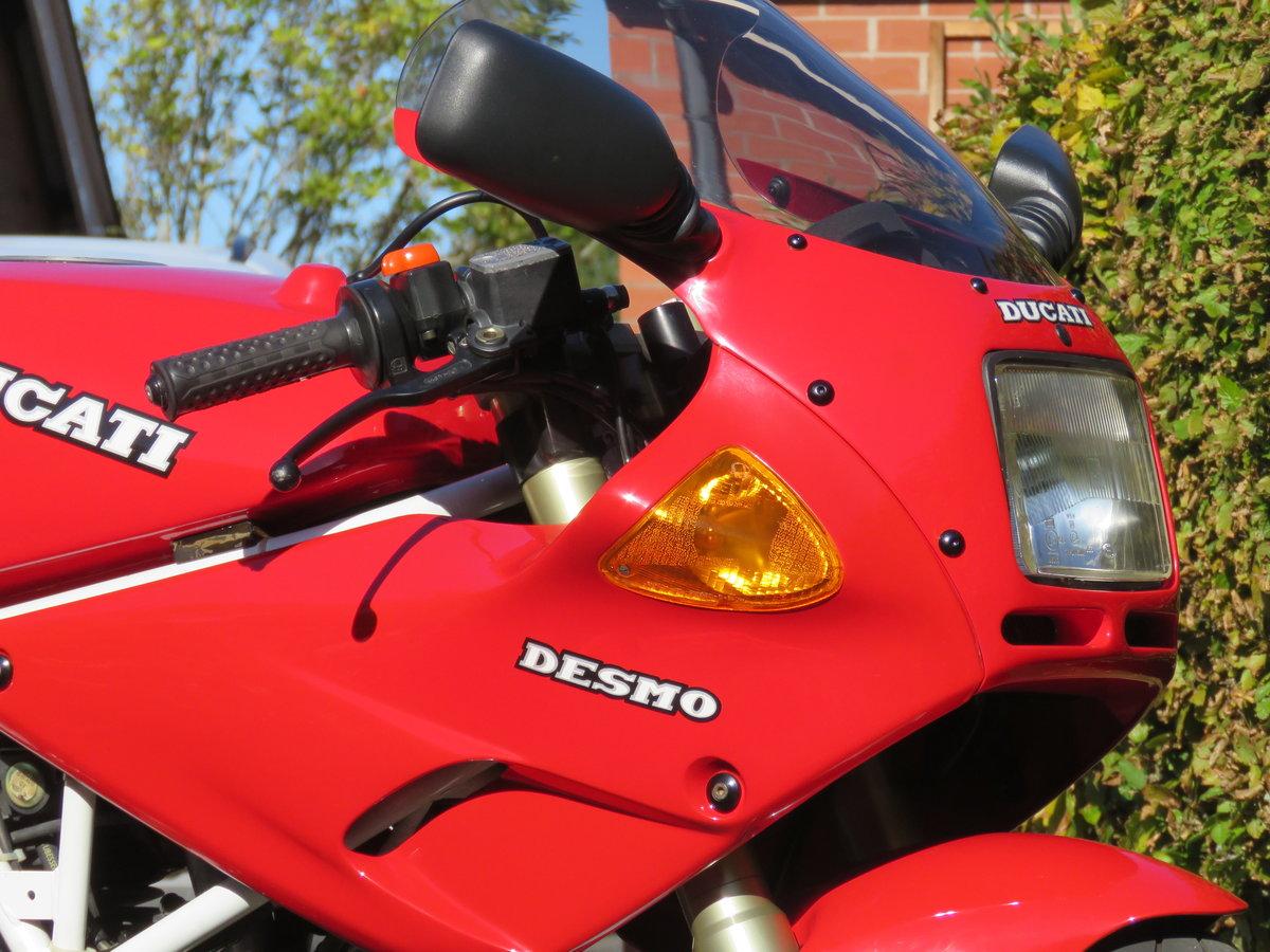 1991 Ducati 750SS - Timewarp bike, collectors item For Sale (picture 1 of 6)