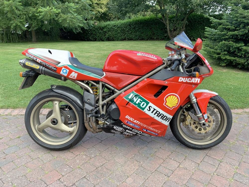 1995 DUCATI 916 For Sale (picture 1 of 6)