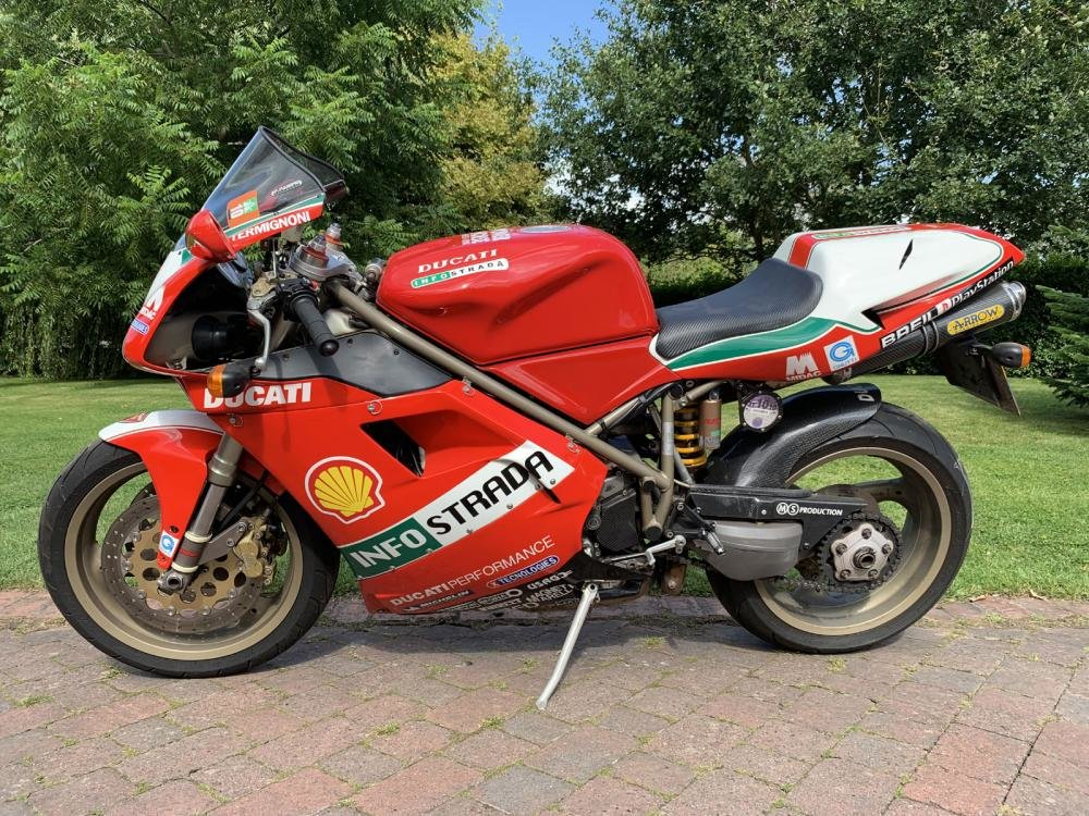1995 DUCATI 916 For Sale (picture 2 of 6)