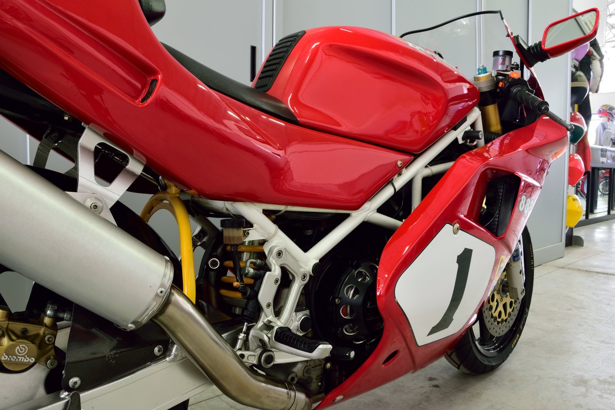 1992 Ducati 888 SP4 For Sale (picture 3 of 6)