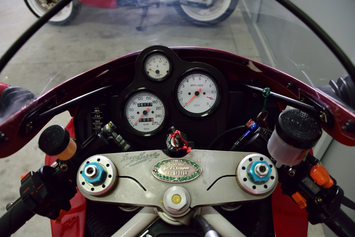 1992 Ducati 888 SP4 For Sale (picture 5 of 6)
