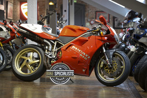 Picture of 1995 Ducati 916S Monoposto Super Example For Sale