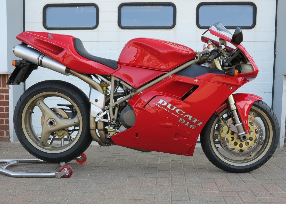 1997 Ducati 916 BP For Sale (picture 1 of 1)