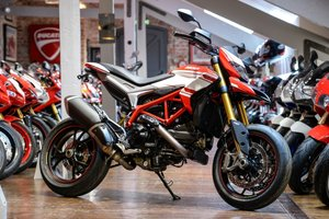 Ducati Hypermotard 939SP only 1726 miles