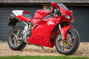 Picture of 2001 Ducati 748 , 2 owner, 22k miles