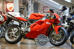Picture of 2001 Ducati 748R One owner UK low mileage example For Sale