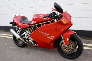 Picture of 1993 Ducati 900SS For Sale