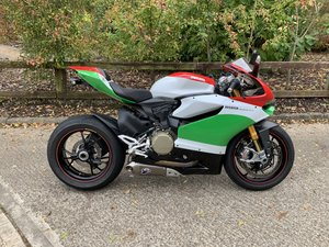 Picture of 2014 Ducati 1199 S Panigale For Sale